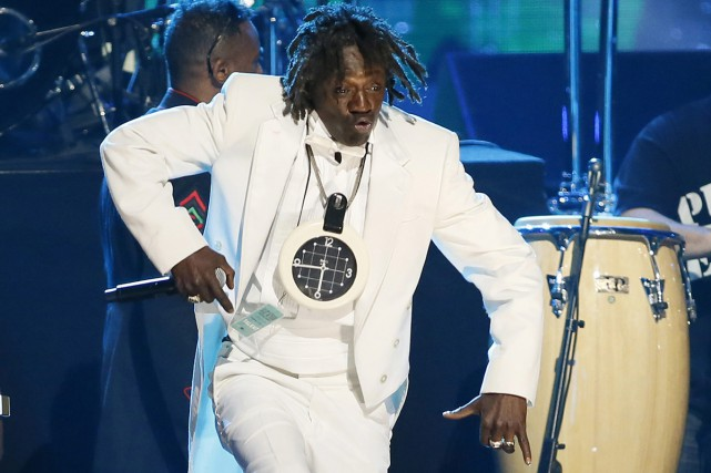 Flavor Flav... (PHOTO ARCHIVES AP)