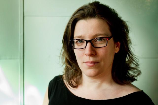 L'auteure et dramaturge Marcelle Dubois s'intéresse au sort... (PHOTO MARCO CAMPANOZZI, LA PRESSE)