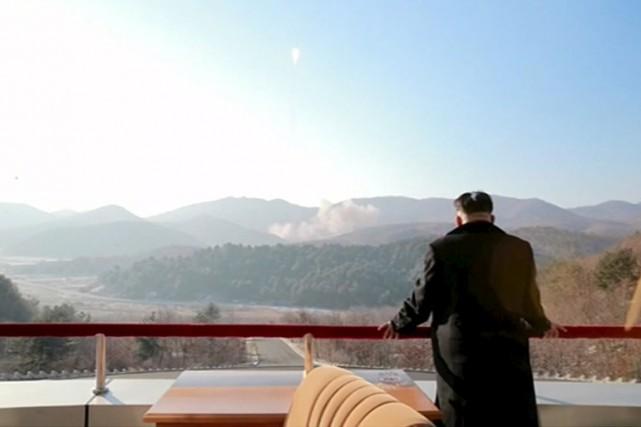 La Corée du Nord est à nouveau capable de produire du plutonium dans le... (Photo archives Reuters)