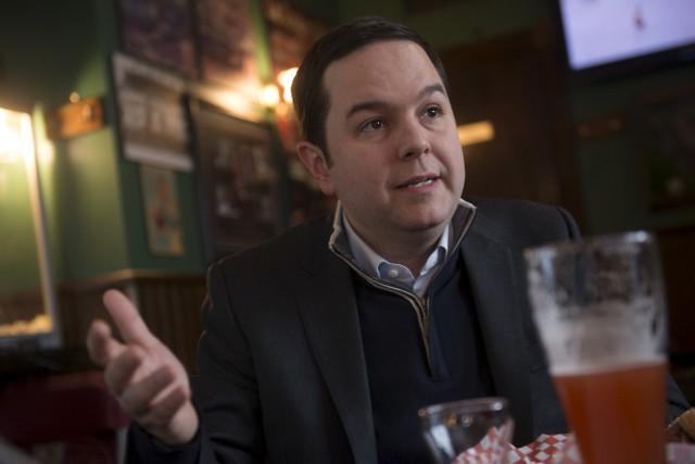 Gérald Fillion: «C'est ralentir l'économie que d'enrichir quelques... (Spectre Média, Julien Chamberland)