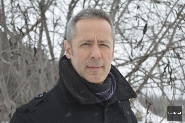 «Je voulais amener le lecteur à réfléchir sur... (Benoit Sabourin, LeDroit)