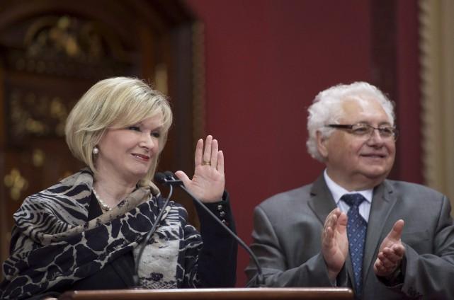 Le secrétaire général Juan Roberto Iglesias a fait... (La Presse Canadienne, Jacques Boissinot)