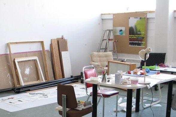Parmi les équipements fournis, l'artiste choisi pour profiter... (Photo courtoisie)
