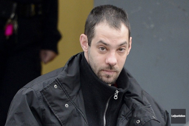 Mathieu Gagnon, accusé d'avoir utilisé Facebook pour attirer... (Archives Le Quotidien, Jeannot Lévesque)