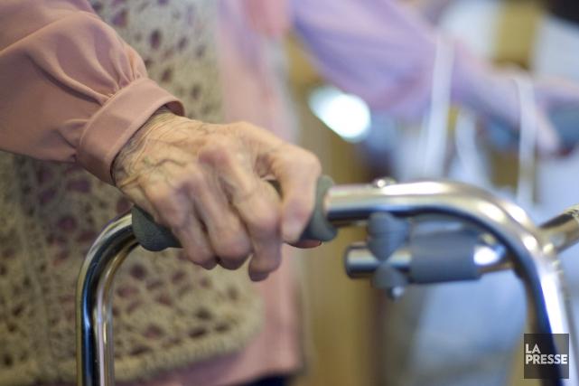 Un projet de logement pour personnes âgées unique en Ontario verra bientôt le... (André Tremblay, Archives La Presse)