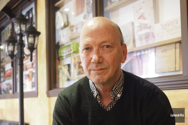 L'organisateur de la Fête du chocolat de Bromont,... (Alain Dion, La Voix de l'Est)