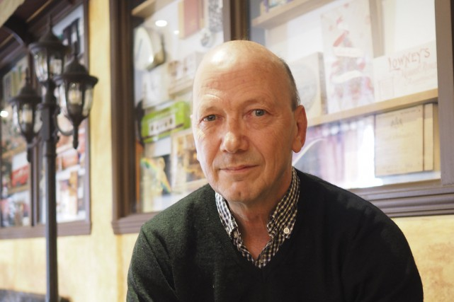 L'organisateur de la Fête du chocolat de Bromont,... (photo Alain Dion)