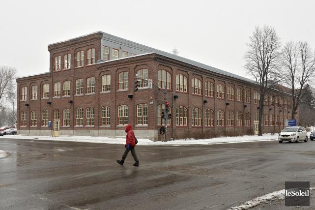 La cour municipale et le centre de détention... (Le Soleil, Patrice Laroche)