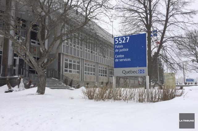 La poursuite du gouvernement du Québec contre CP... (La Tribune, René-Charles Quirion)