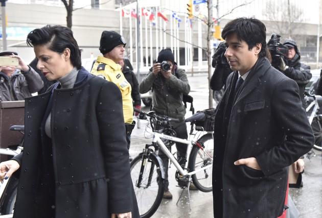 Nouvelle journée de procès pour Jian Ghomeshi à... (La Presse Canadienne, Nathan Denette)