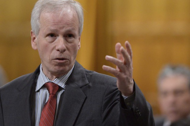 Le ministre des Affaires étrangères, Stéphane Dion.... (PHOTO SEAN KILPATRICK, ARCHIVES LA PRESSE CANADIENNE)