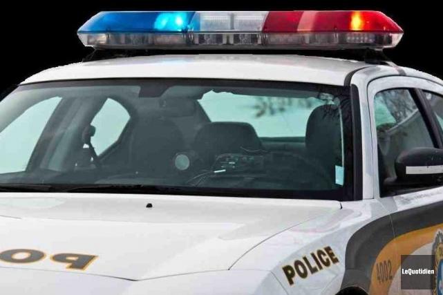 Le motoneigiste impliqué dans un grave accident mardi... ((Archives Le Quotidien))