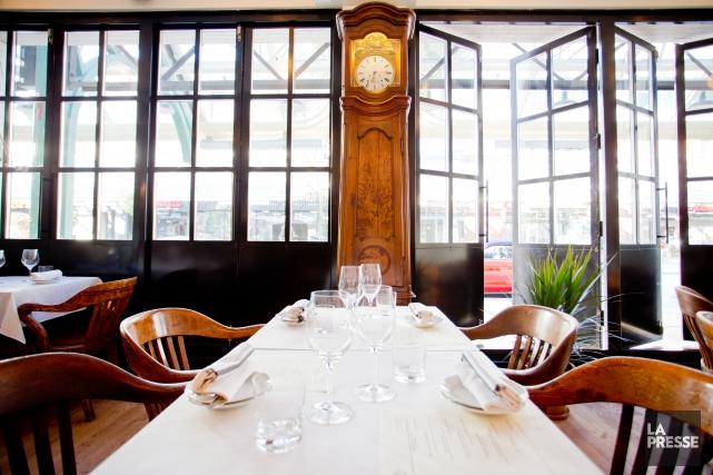 Ce restaurant ressort aussi du lot par la... (PHOTO SARAH MONGEAU-BIRKETT, LA PRESSE)