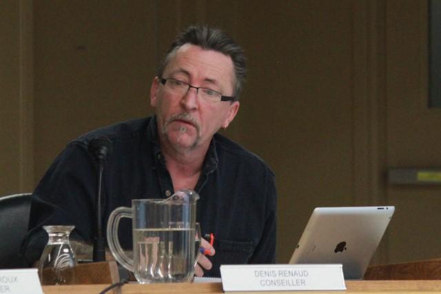 Le conseiller municipal de Casselman Denis Renaud est... (Archives LeDroit)
