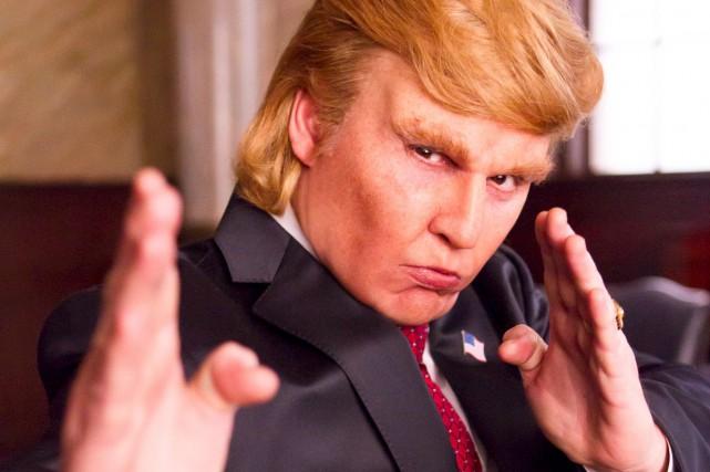 Johnny Depp en Donald Trump. Le projet étaitresté... (funnyordie.com)
