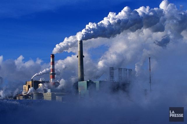 Les entreprises très polluantes ont été ciblées afin... (La Presse)