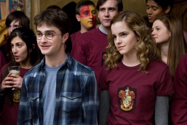 Les sept premiers livres de Harry Potter se... (fournie par Warner Bros)