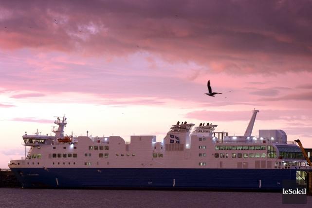 Selon ce qu'a appris l'ex-directeur des services maritimes... (Photothèque Le Soleil)