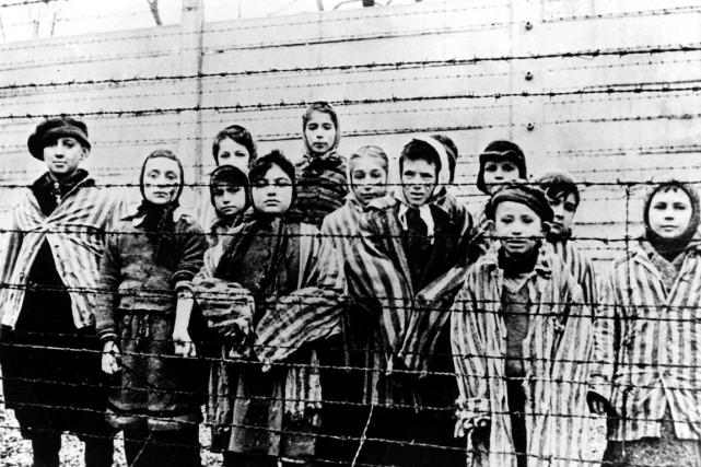 Plus de 71 ans après la libération du... (Photo archives AP)