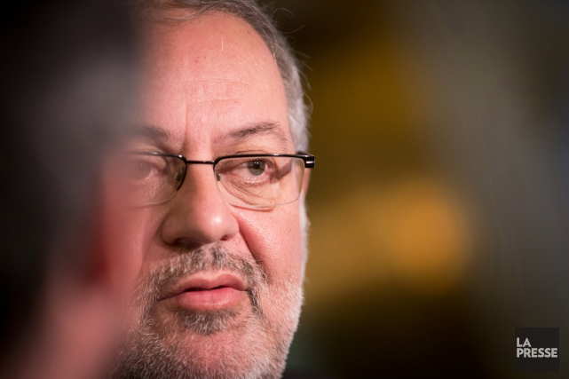 En avril 2012, le ministre Pierre Arcand avait... (PHOTO IVANOH DEMERS, LA PRESSE)