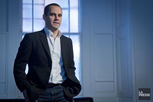Jean-Nicolas Guillemette, directeur général d'Uber au Québec.... (PHOTO OLIVIER JEAN, ARCHIVES LA PRESSE)