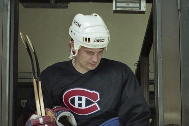 Le dur à cuire Todd Ewen, qui a... (Archives La Presse Canadienne)