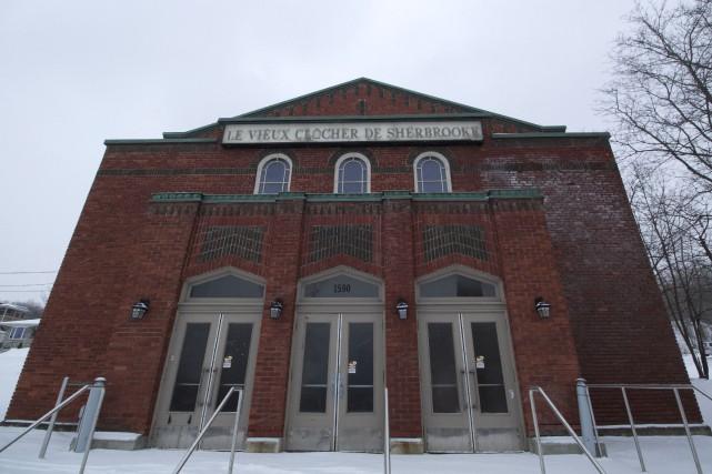 L'ancien Vieux Clocher de Sherbrooke est de nouveau... (Spectre Média, René Marquis)
