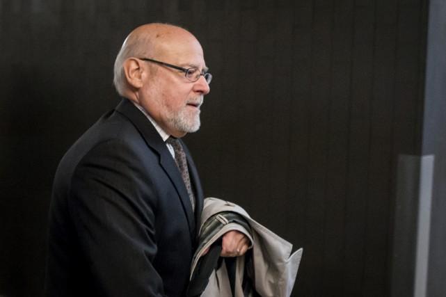 L'avocat Jean-Pierre Desmaraisa cédé sa part de la... (Photo Olivier Pontbriand, Archives La Presse)