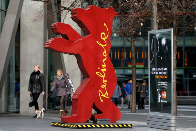 La 66e Berlinale animera la capitale allemande jusqu'au 21... (PHOTO REUTERS)