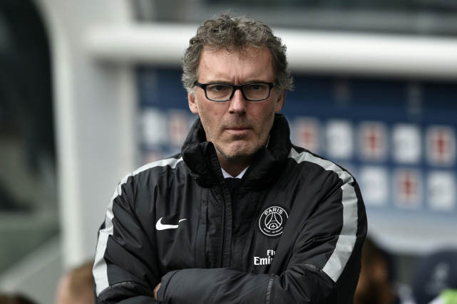 L'entraîneur du Paris Saint-Germain, Laurent Blanc.... (Photo Franck Fife, archives AFP)