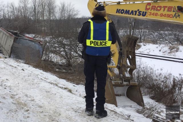 Fini les pantalons de camouflage au Service de police de Sherbrooke.»Nous... (La Tribune, René-Charles Quirion)