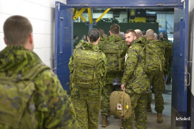 Ottawa a annoncé, vendredi, un investissement de 55,2 millions $ pour améliorer... (Photo archives Le Soleil, Yan Doublet)