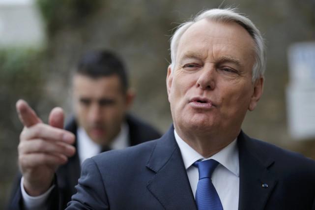 Jean-Marc Ayrault est le nouveau ministre français des... (PHOTO STÉPHANE MAHÉ, ARCHIVES REUTERS)