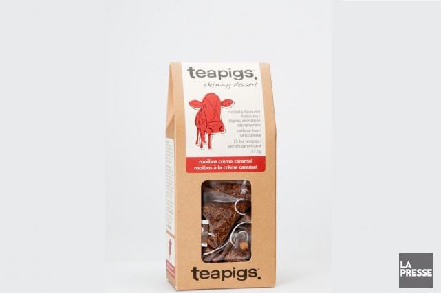 «C'est une bonne idée de prendre ce thé... (PHOTO MARCO CAMPANOZZI, LA PRESSE)