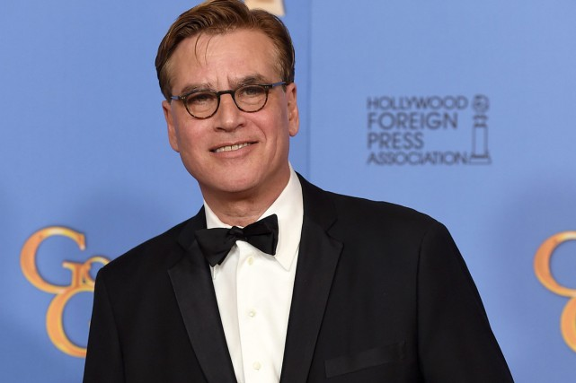 Aaron Sorkin... (PHOTO ARCHIVES AP)