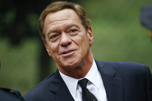 Joe Piscopo... (PHOTO ARCHIVES AP)
