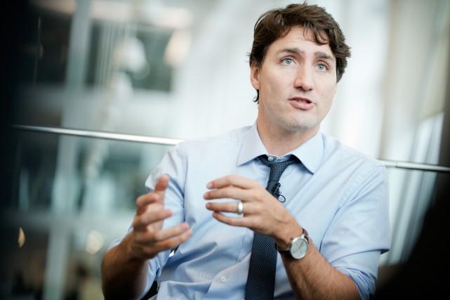 «La popularité du premier ministre est un fait... (PHOTO MARCO CAMPANOZZI, LA PRESSE)