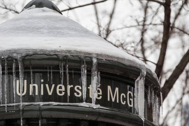 «McGill possède aujourd'hui à elle seule la plus... (PHOTO OLIVIER PONTBRIAND, ARCHIVES LA PRESSE)