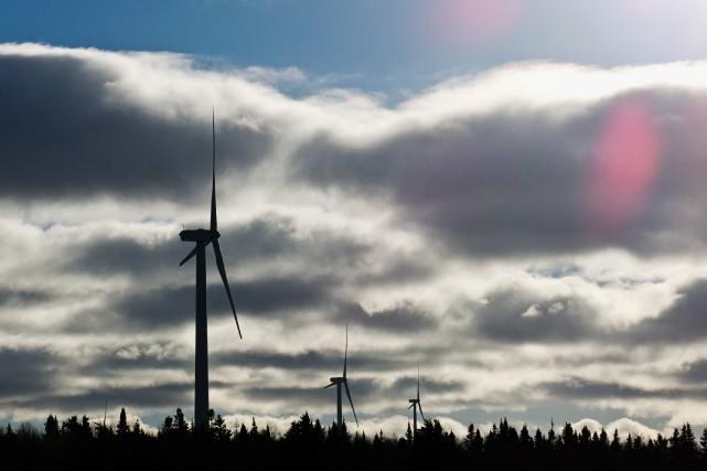 «Les technologies solaire, éolienne et hydraulique sont des... (PHOTO HUGO-SÉBASTIEN AUBERT, ARCHIVES LA PRESSE)