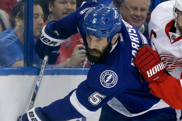 Jason Garrison... (Photo Chris O'Meara, AP)