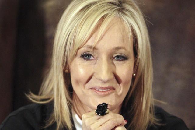 J.K. Rowling a précisé sur Twitter qu'il ne... (AFP, David Cheskin)