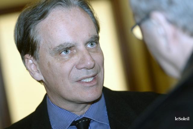 Le Dr Jacques Bouchard,président du Département régional de... (Photothèque Le Soleil, Jean-Marie Villeneuve)
