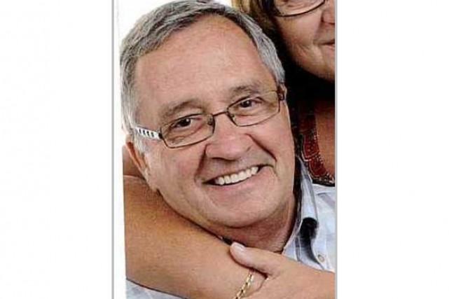 Michel Comtois... (Photo fournie par la famille)