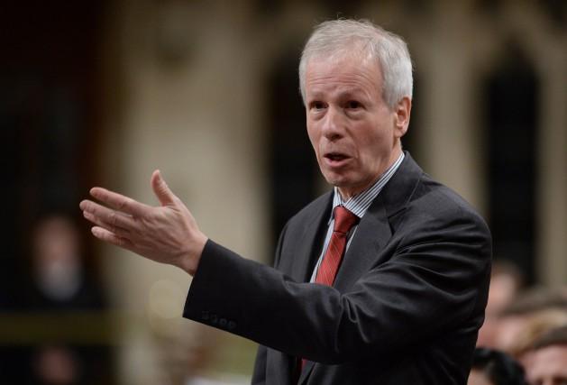 «La levée des sanctions contre l'Iran doit être... (Photo Sean Kilpatrick, La Presse Canadienne)