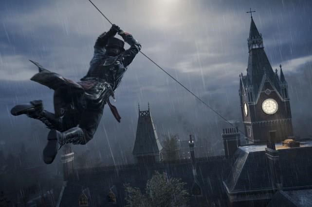Ubisoft a reconnu que le dernier opus de... (Ubisoft)