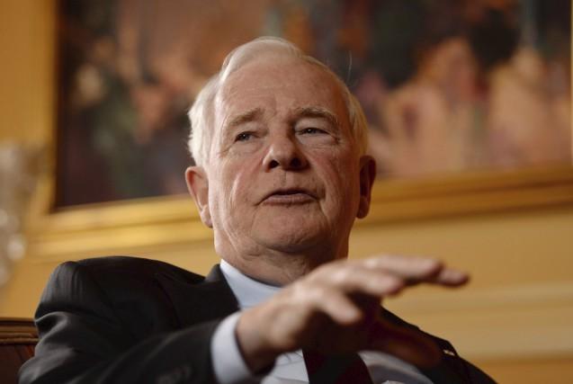 Le gouverneur général David JohnsonDavid dit croire que... (Archives La Presse Canadienne)