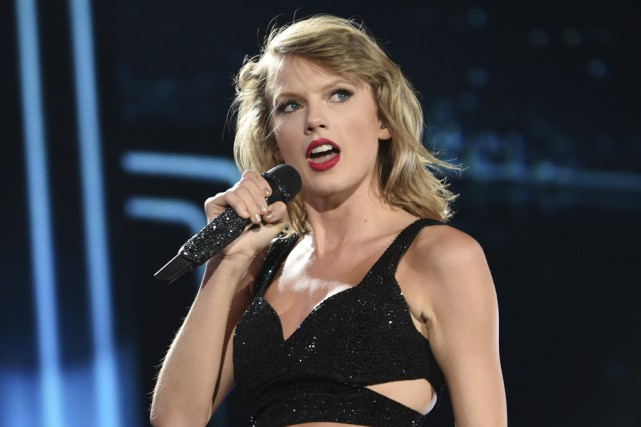 Taylor Swift est l'une des favorites des prochains... (Archives Associated Press)