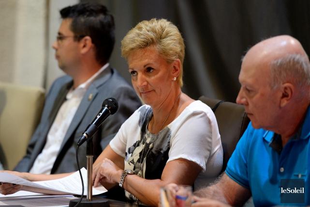 La mairesse de Sainte-Brigitte-de-Laval, Wanita Daniele, avait affirmé... (Photothèque Le Soleil, Erick Labbé)