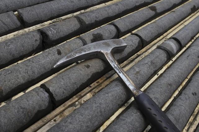 La minière Arianne Phosphate a acheté la semaine dernière six terrains de... (Arianne Phosphate)