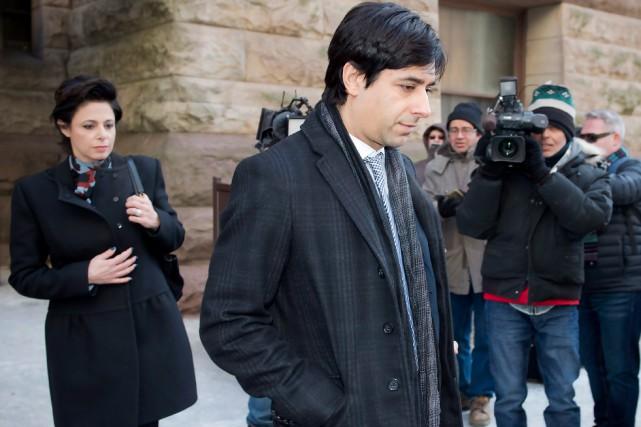 Le procès de l'ex-animateur vedette Jian Ghomeshi a... (PHOTO FRANK GUNN, LA PRESSE CANADIENNE)
